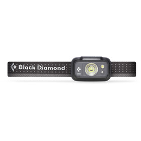 Black Diamond Cosmo 225 Linterna frontal, graphite